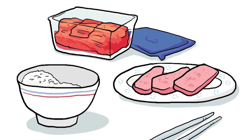 밥을 먹는 자들 1화   니뇨| Episode 1 of Eating People Ninyo