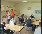 REPORTAGES : Maison d'accueil pour handicapés, la Chrysalide - 14 10 05