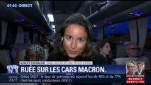 Grève SNCF: comme de nombreux voyageurs, @AshleyChevalier a pris le car ce mardi matin