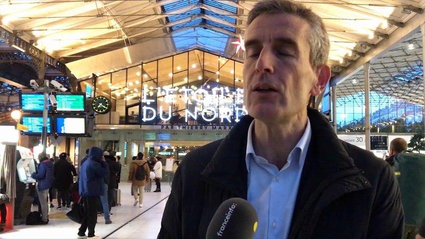 Alain Krakovitch, directeur général SNCF Transilien