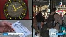 Grève SNCF: Reportage à la Gare de Marseille Saint-Charles, et c'est la galère pour les voyageurs