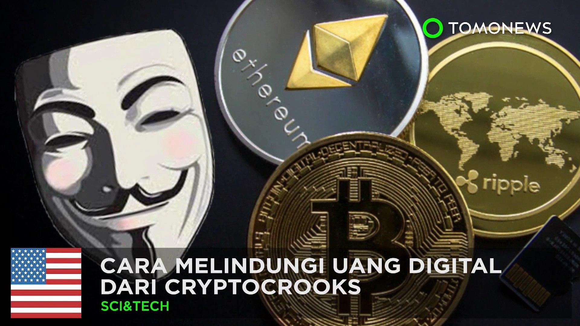 Pencuri Crypto: Bagaimana cara lindungi cryptocurrency dari pencuri - TomoNews
