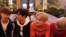 [Pops in Seoul] NCT DREAM(엔시티 드림), 'GO' MV Shooting Sketch