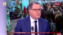 Best of Territoires d'Infos - Invité politique : Richard Ferrand (03/04/18)