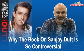 Book Review: Why Is The New Book On Sanjay Dutt By Yasser Usman So Controversial?