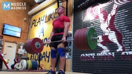 John Cena Hardest Workouts | Muscle Madness