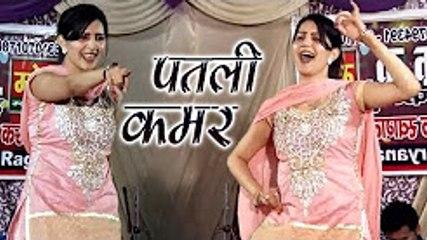 Sara Rola Patli Kamar Ka || Sapna New Dance || Haryanvi Superhit DJ Song || Mor Music Sapna Dance