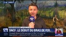 """""""Nous aussi on va tenir bon (...) Il y a ce discours méprisant qui nous prend de haut"""", déplore Olivier Besancenot"""
