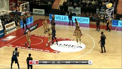 PRO B [J26] - Vichy-Clermont / ALM Evreux (92-89)