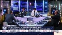 Hugues de Montvalon VS Emmanuel Lechypre (2/2): Quid de la guerre commerciale entre les Etats-unis et la Chine ? - 03/04