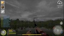 Russian Fishing 4 Old Burg Lake Grass Carp 3.89 Kg