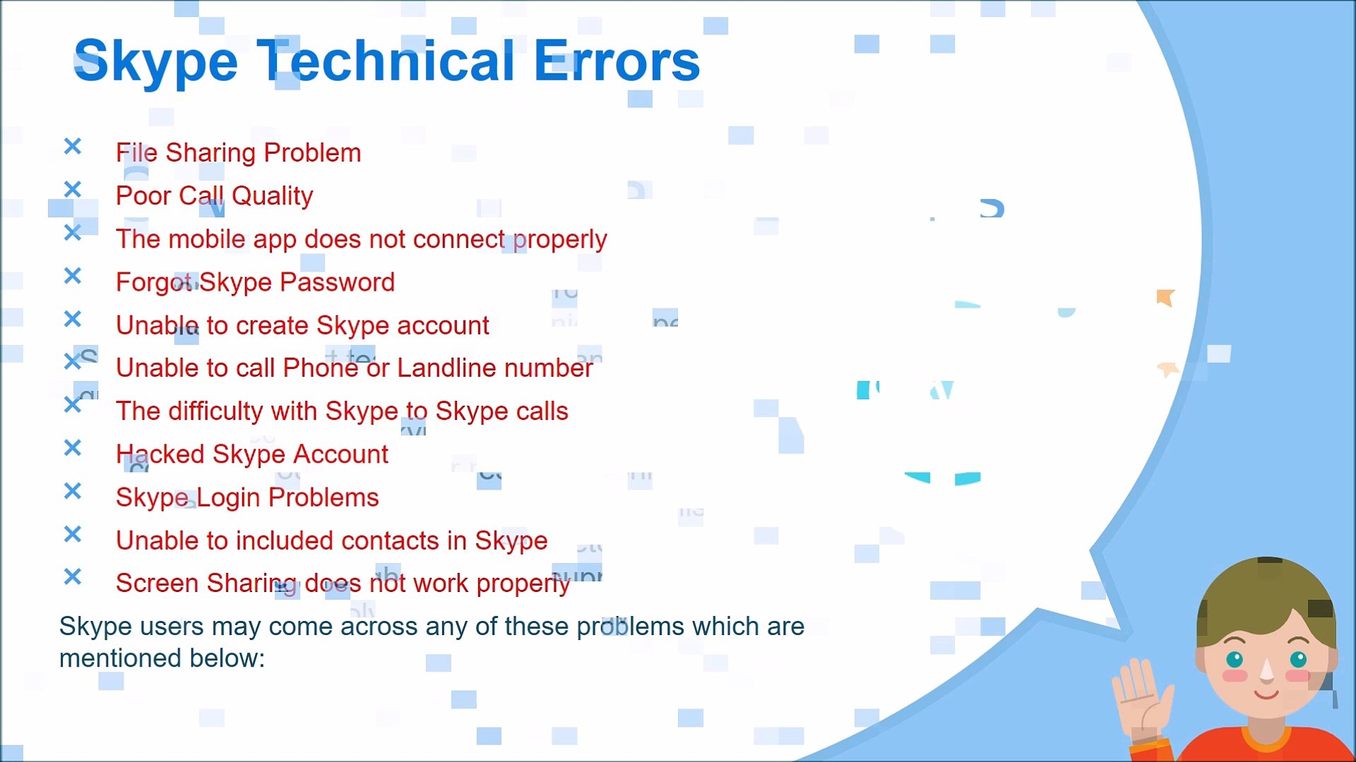 How to Fix 'Skype has Stopped Working' Error?