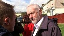 'Vile' anti-Semitism must be 'eradicated' says Corbyn