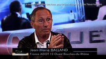 LA REVUE : La revue : Jean Marie Balland/Véronique Beraudo/Assoc. France ADOT 13/Don d'organe