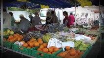JOUR DE MARCHE : Jour de marché à Martigues