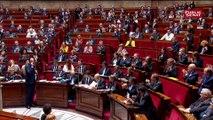 """SNCF: """"Je respecte les grévistes mais  les millions de Français qui doivent se déplacer, ont droit au respect"""" affirme Edouard Philippe"""
