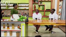Meet Young Chefs Kemmy And Tom