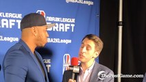 Jazz Gaming #3 Overall NBA 2K League Draft Pick Shaka Browne Plans To Win The Championship