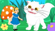 Alice in Wonderland - Fairy Tales and Bedtime Stories for Kids | Okidokido