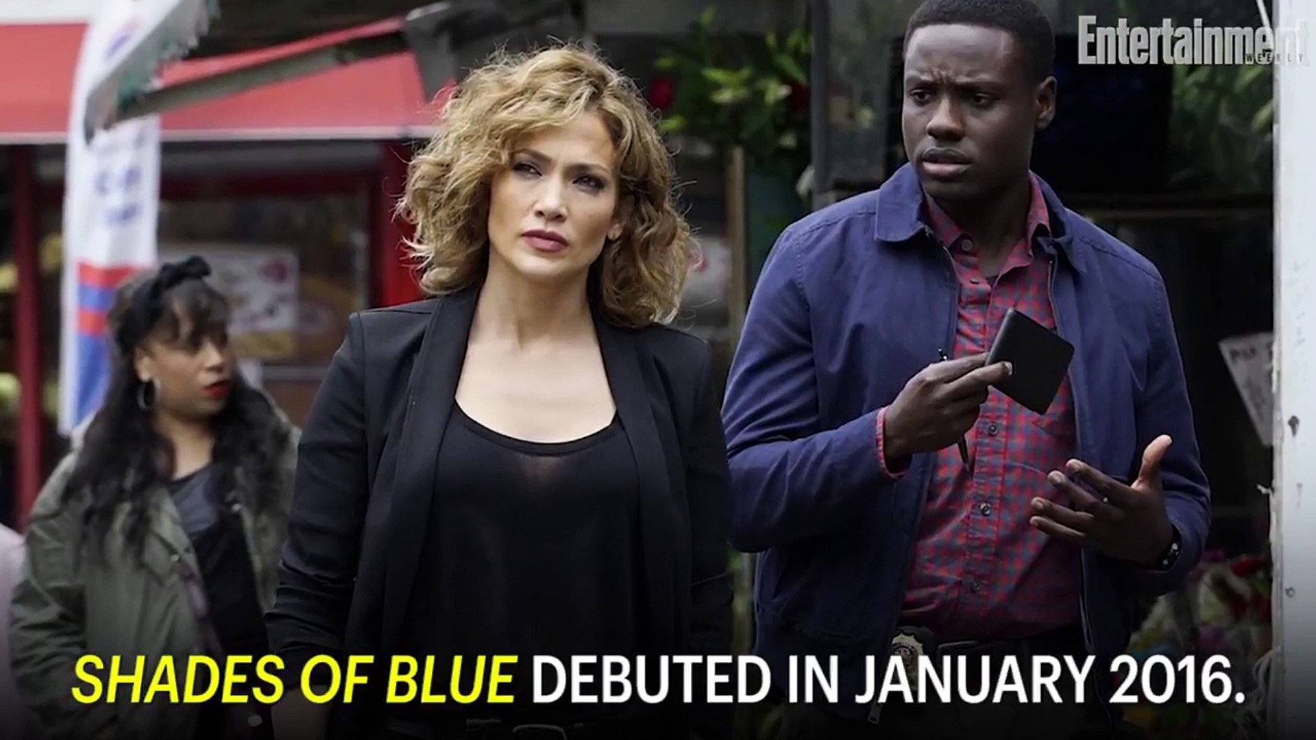 Jennifer Lopez's NBC Drama 'Shades Of Blue' To End After Season | News Flash | Entertainment Weekly
