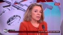 Loi anti-fake news : « ça peut avoir une apparence de censure » prévient Divina Frau-Meigs