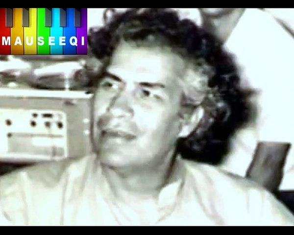 Suroor Barabankvi - Poetry Woh Bayrukhi Kay Taghaful  + Song Hai Ye Aalam Tujhay Bhulaanay Mein