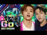 [Comeback Stage] NCT DREAM - GO, 엔시티 드림 - 고 Show Music core 20180310