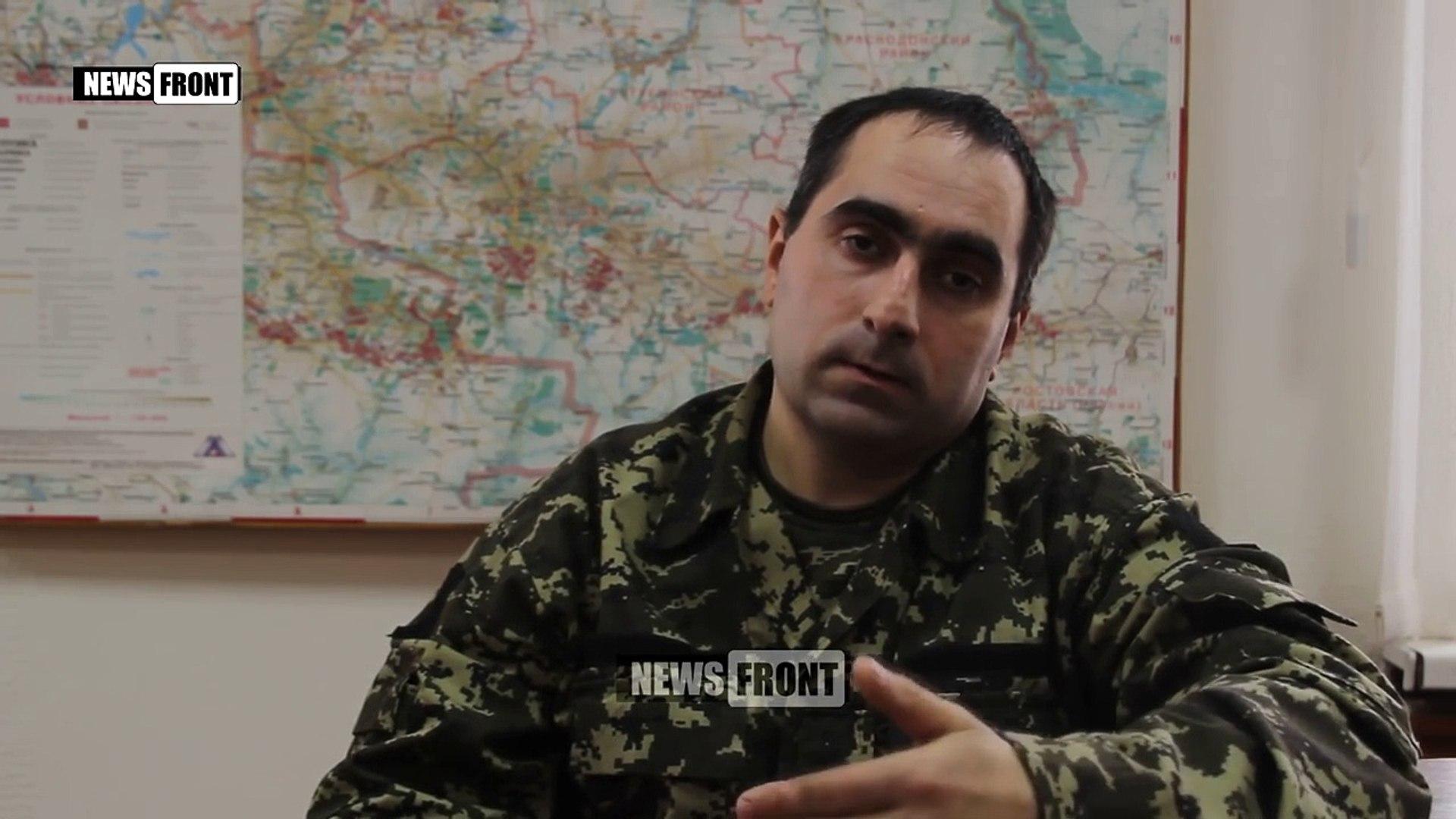 ВСУ сейчас ни наступать, ни отступать не в состоянии, - украинский боец в интервью News Front