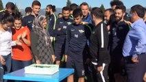 T.M. Akhisarspor, A. Alanyaspor maçı hazırlıklarına başladı