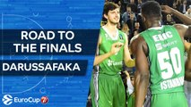 Road to the 7DAYS EuroCup Finals: Darussafaka Istanbul