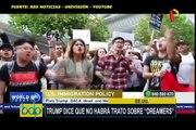 EEUU: Trump amenaza con acabar el TLC con América del Norte