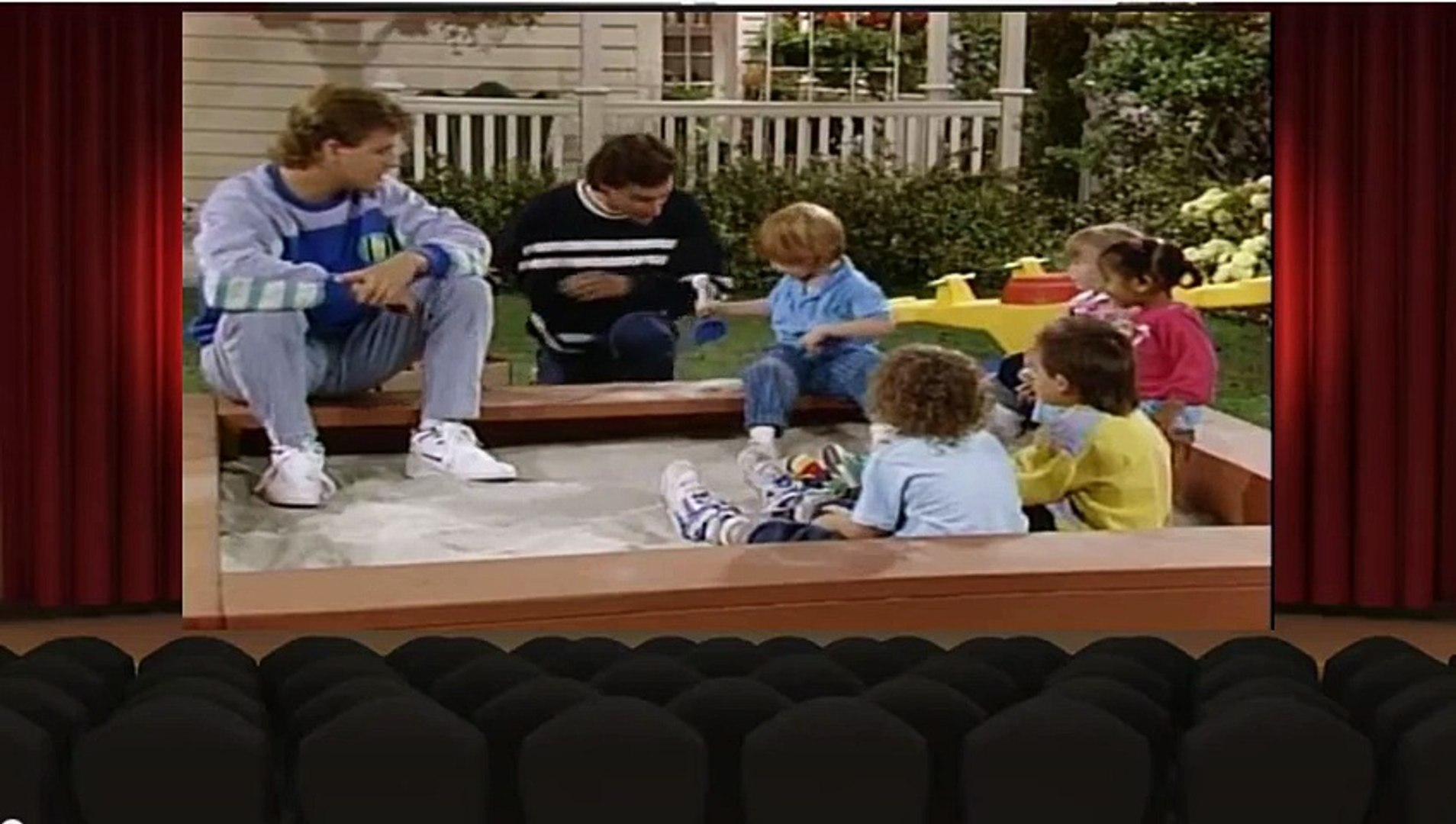 Full House - S 3 E 3 - Breaking up is Hard to Do