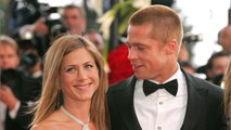 The Marriage Of Jennifer Aniston And Brad Pitt