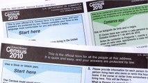 States File Lawsuit To Prevent 2020 Census Citizenship Question