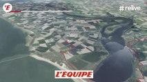 Le profil de la course - Cyclisme sur route - GP de l'Escaut