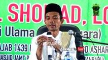 tak sholat dan tak berjilbab  - Ustadz Abdul Somad Lc. MA