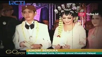 Besan Meninggal Dunia, Presiden Jokowi Melayat ke Solo