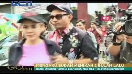 Nikita Mirzani Sudah Nikah 2 Bulan Lalu dengan Dipo