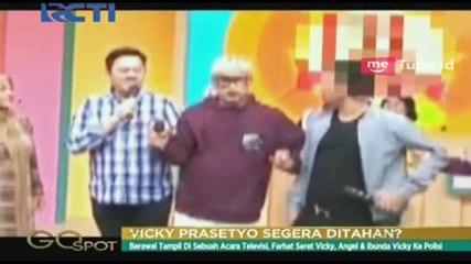 Vicky Prasetyo Segera Ditahan?