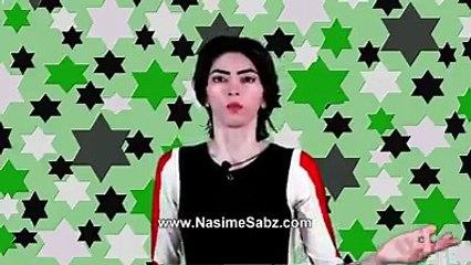 Nasim Aghdam her youtube