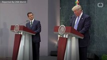 Mexican Foreign Ministry Responds To Trump Tweets About Pueblos Sin Fronteras