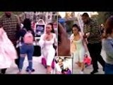 Blac Chyna In Anger Swings Her Kids Stroller On The Lady   Hollywood Buzz
