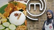 """MasterChef UK judges """"fried"""" over """"crispy"""" chicken rendang comments"""