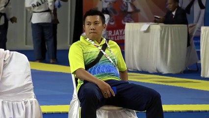 PON 2018 - TAEKWONDO - JAKARTA vs NUSA TENGGARA TIMUR
