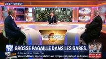 Grève SNCF: grosse pagaille dans les gares