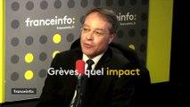Grèves SNCF, quel impact pour les entreprises ?