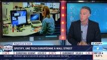 Regard sur la Tech: Spotify, une tech européenne à Wall Street – 03/04
