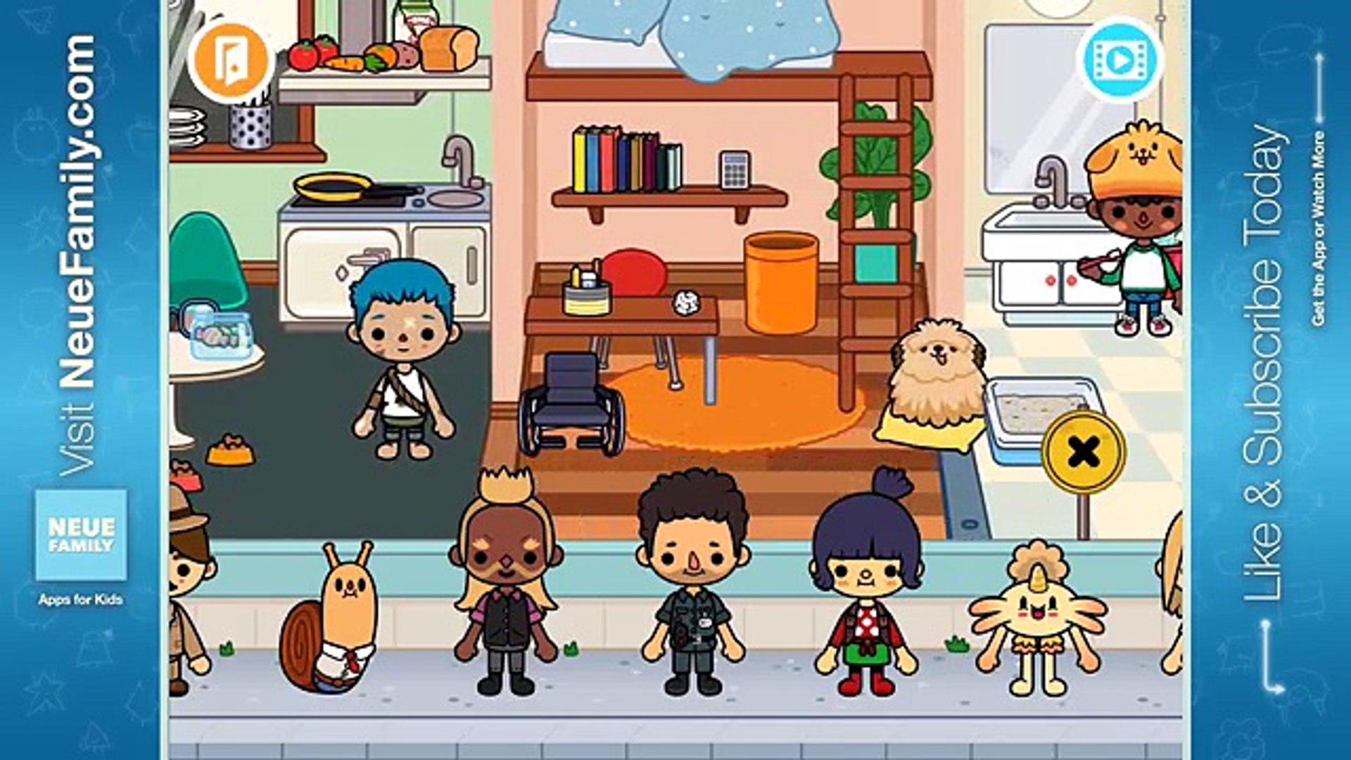 Toca Life School: Activity App for Kids