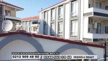 karasu satılık yazlık daire havuzlu site ekşioğlu yenimahalle evleri