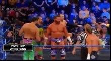 8 Man Tag Team Match - WWE Smackdown Live Highlights 3rd April 2018